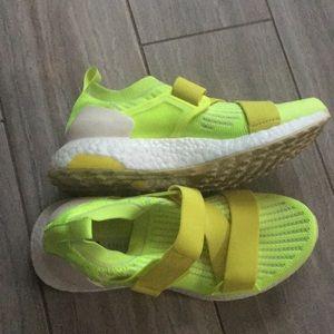 Stella McCartney Adidas ultraboost sneakers neon